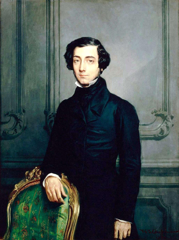 """Jüri Lippingu demokraatiaseminar 4: Alexis de Tocqueville'i """"Tähelepanekuid Ameerika demokraatiast"""""""